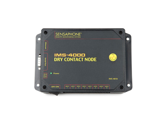 Sensaphone IMS-4000 Node w/ Dry Contact Inputs