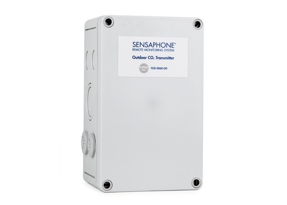 Sensaphone 4-20mA Type Outdoor CO2 Transmitter