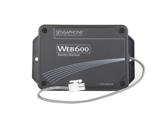 Sensaphone FGD-W610-B WEB600 Battery Backup
