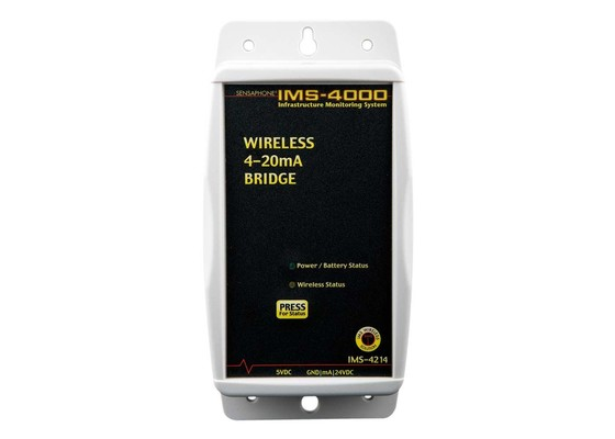 IMS Wireless 4-20mA Interface