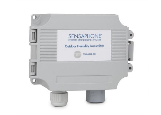 Sensaphone 4-20mA Type Outdoor Humidity Transmitter